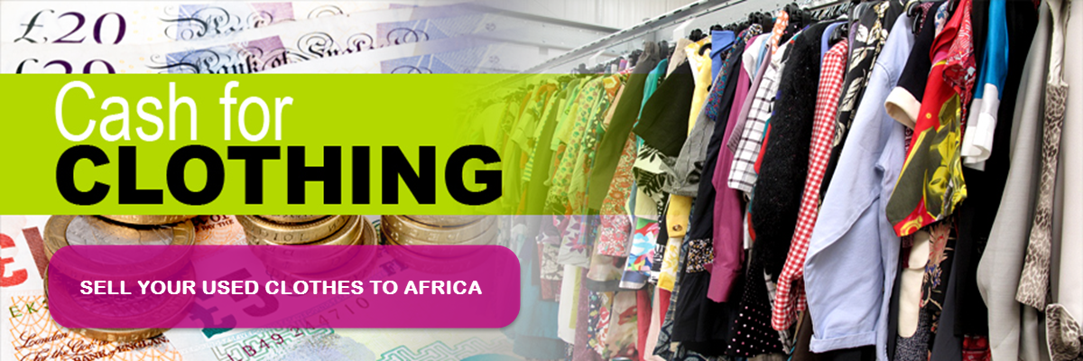 Sell and Buy Used cloting to Africa with Mivasanou - Powered by Mivasocial