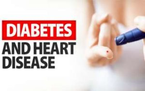 Relation between Diabetes and Heart Disease